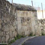 Muro Antigua posada Valdemorillo Ruta de la Piedra