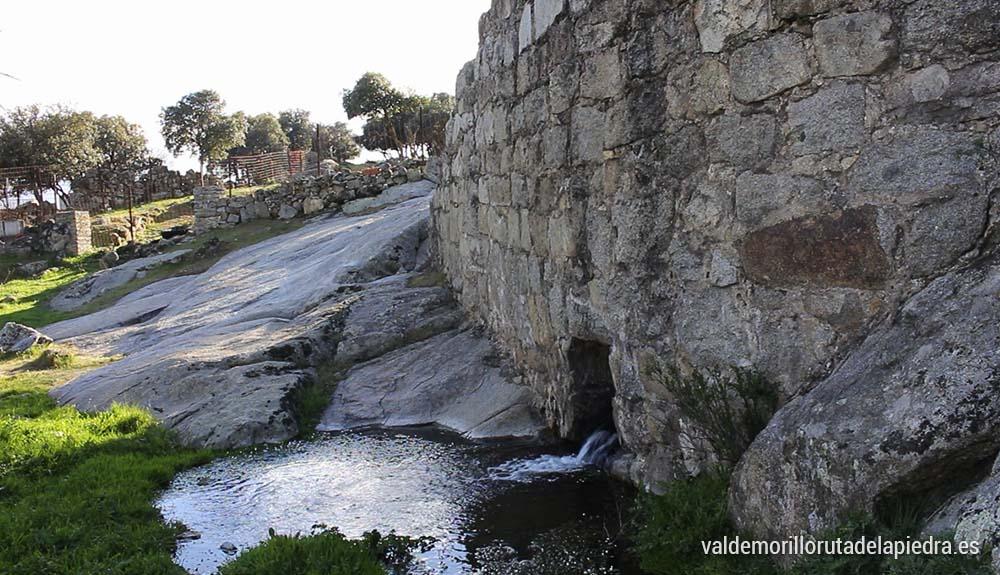 Presa del boquerón - Ruta de la Piedra - Valdemorillo