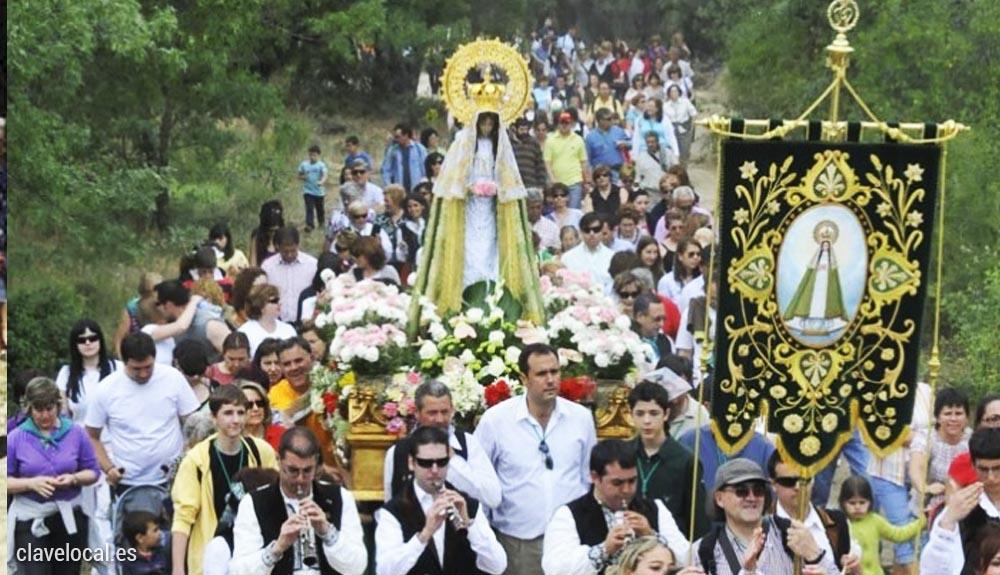 Romeria de la Virgen de la Esperanza de Valmayor