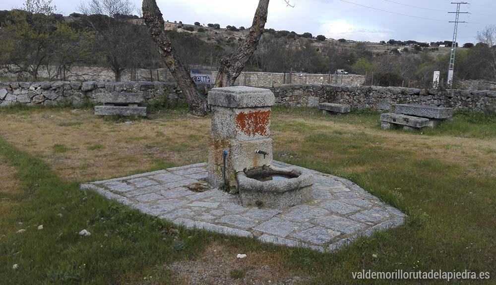Caño de San Juan. Ruta de la piedra, Valdemorillo