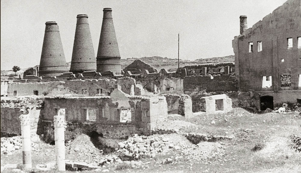 Fábrica de porcelana Giralt Laporta 1939