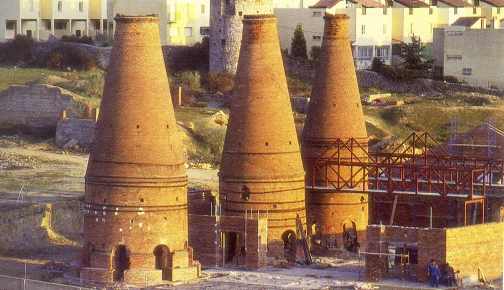 Fábrica de porcelana Giralt Laporta
