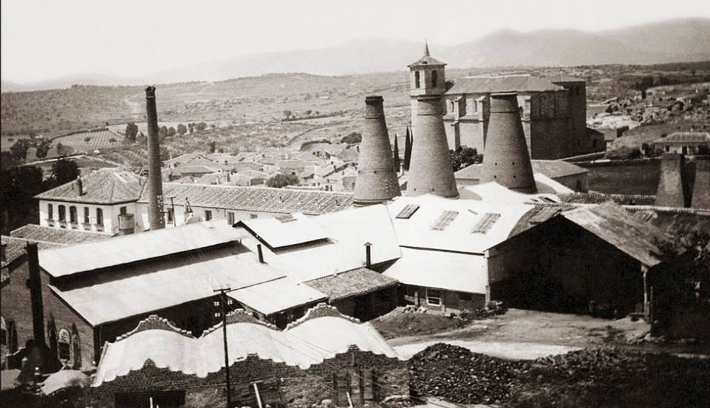 Fábrica Giralt Laporta 1922