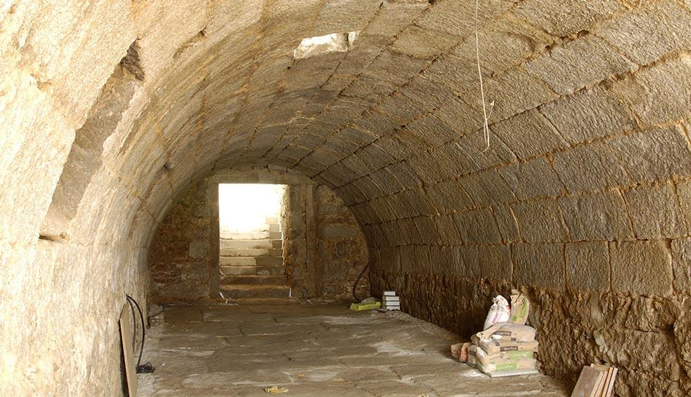 Rehabilitación CUMVAL Cueva museo Ruta de la piedra Valdemorillo