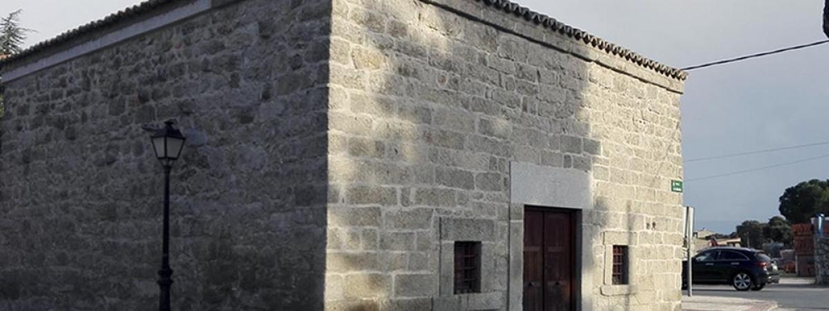 Ermita de San Juan Ruta de la Piedra de Valdemorillo